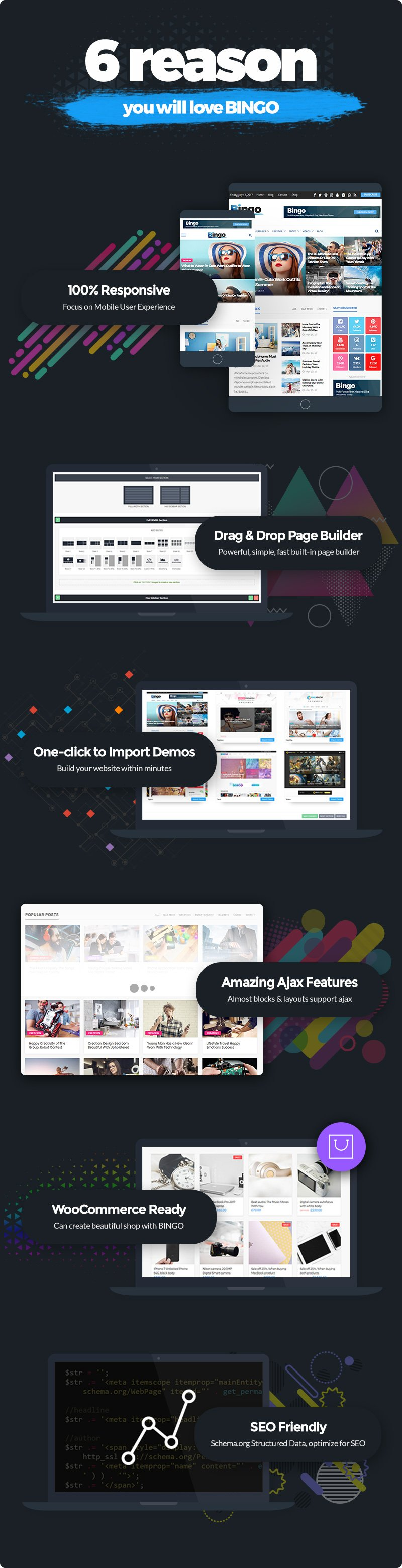 Bingo - Multi-Purpose Newspaper & Magazine Theme - 3