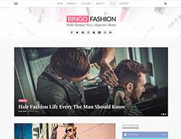 Bingo Blog Fashion Demo