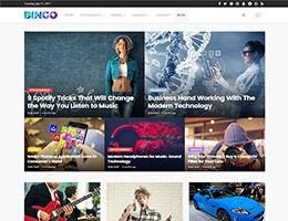 Bingo Blog Tech