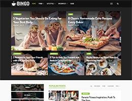 Bingo Foodies Demo